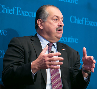 Andrew Liveris - CEO, Dow Chemical