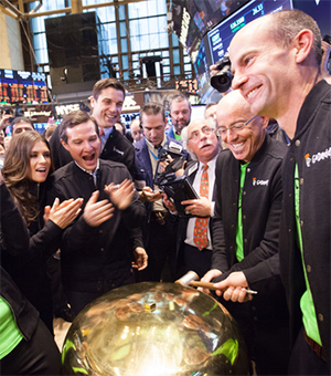 NYSE | GoDaddy Lists on the NYSE