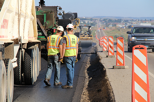 MDU Resources is ready to play a major role in the overhaul of America's infrastructure.