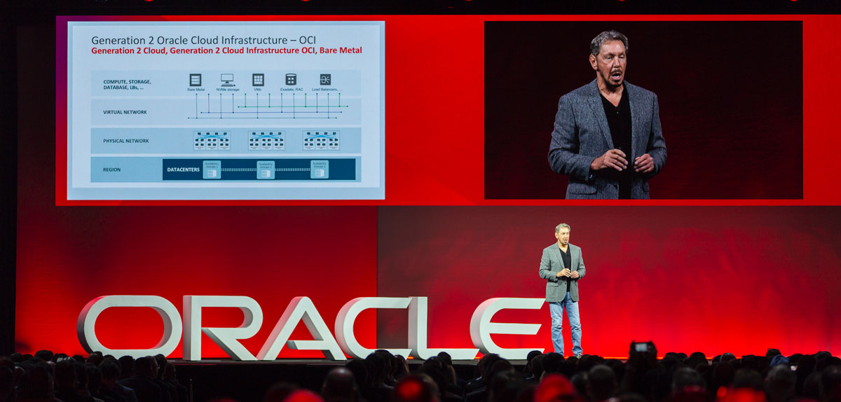 NYSE   Key Insights from Oracle OpenWorld 2018