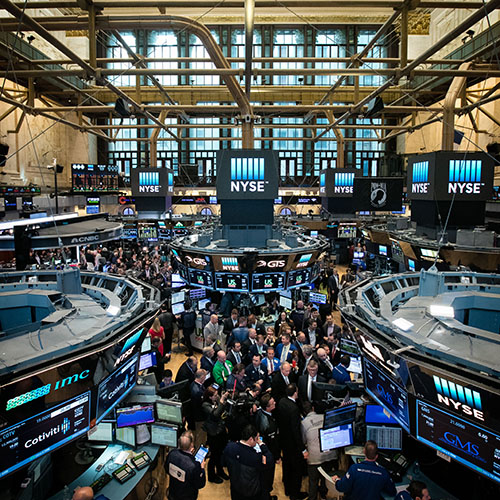 nyse market volatility and the election
