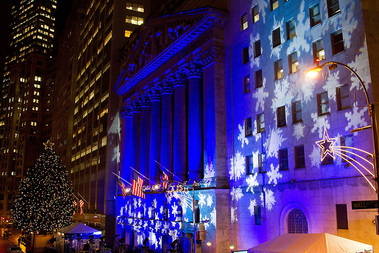& NYSE 92nd Annual Christmas Tree Lighting and Closing Bell® azcodes.com