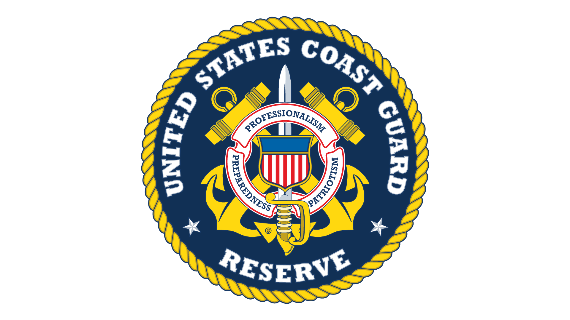 United States Coast Guard Reserve Rings the NYSE Opening Bell®