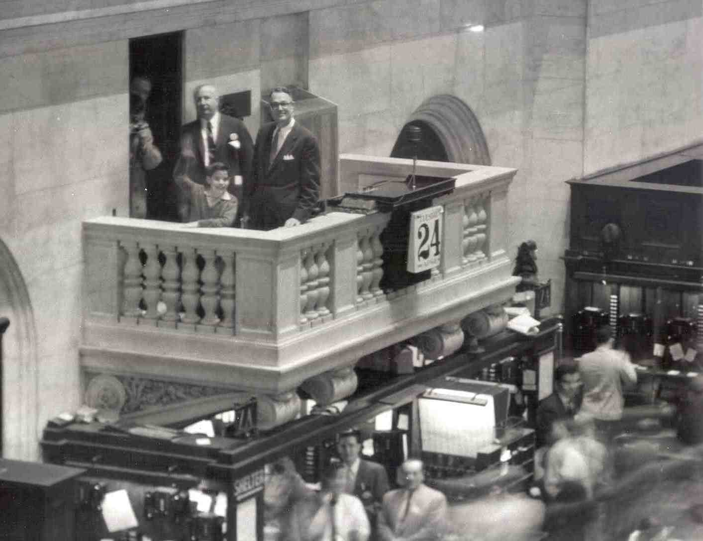 NYSE: History of the Bell